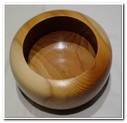 Small Bowl in Yew